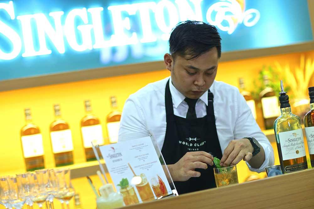 Singapore Beverages